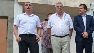 Мэр Николаева Сенкевич пьяный явился на встречу с горожанами (видео)   Корабелов.ИНФО image 1