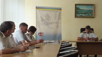 Photo of В адміністрації СМП «Октябрьск» відбулося засідання Ради порту