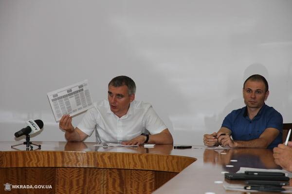 Сенкевич поручил разработку новой структуры Олефиру
