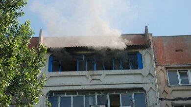 Photo of 12-летняя девочка, обнаружив пожар на балконе, сама его потушила