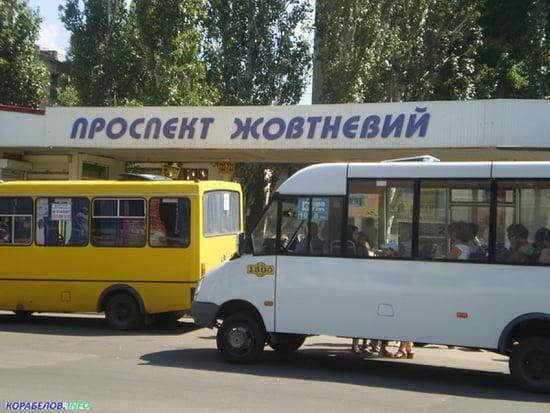 Photo of Из-за карантина изменили график работы николаевских «маршруток» №32