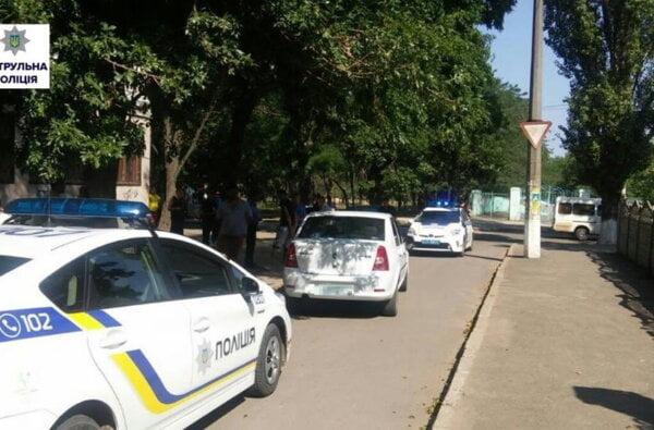 Полиция устроила погоню за машиной с грабителем, сорвавшем с женщины прямо на ходу золотые украшения   Корабелов.ИНФО image 5