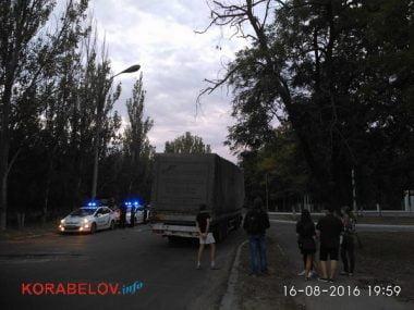 Активисты в течение 3-х часов блокировали проезд грузовиков по Широкобальскому мосту (ВИДЕО) | Корабелов.ИНФО image 7