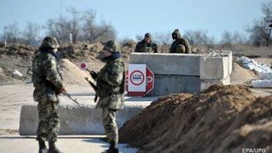 К границе с Крымом подтянули тяжелое вооружение | Корабелов.ИНФО