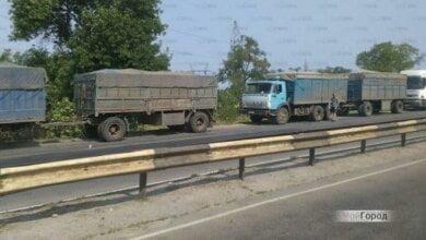Photo of В Корабельном районе Николаева продолжается нашествие грузовиков