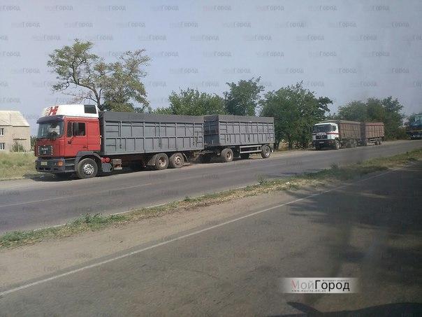 В Корабельном районе Николаева продолжается нашествие грузовиков | Корабелов.ИНФО image 1