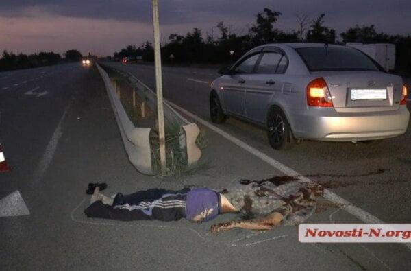 Под Николаевом пассажир микроавтобуса лишился жизни, погнавшись за отвалившимся колесом | Корабелов.ИНФО image 5