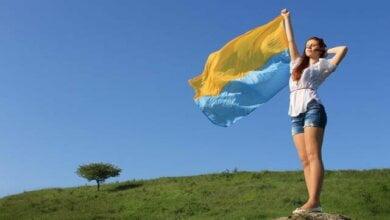 С Днем рождения! Украина празднует 25-ю годовщину своей Независимости | Корабелов.ИНФО