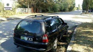 В Широкій балці затримали авто з підробленими документами   Корабелов.ИНФО