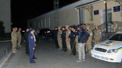 В Николаевской области  полиция охраны несет службу с офицерами ВСП | Корабелов.ИНФО image 1