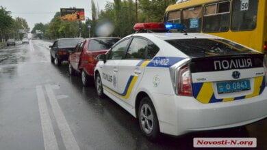 На проспекте Богоявленском - авария с участием полицейского автомобиля: пострадал 4-летний ребенок | Корабелов.ИНФО image 1
