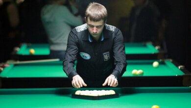 Photo of Бильярдист из Корабельного района Николаева Белозеров на чемпионате Украины разделил 17-32-е места