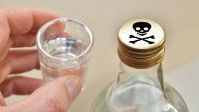 В Миколаєві від отруєння сурогатним алкоголем померло 5 людей, у тому числі дві подружні пари | Корабелов.ИНФО
