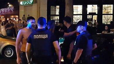 Правоохранители просят суд арестовать мажоров за хулиганство в центре Николаева | Корабелов.ИНФО