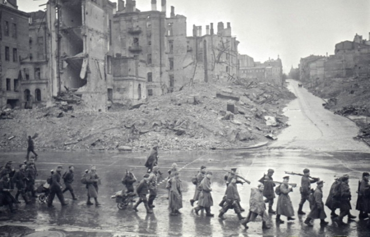 Photo of 77 лет назад 1 сентября началась Вторая мировая война