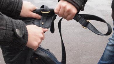 У девушки в Корабельном районе средь бела дня вырвали сумку | Корабелов.ИНФО