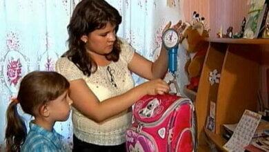 Проверьте вес рюкзака своего школьника! | Корабелов.ИНФО