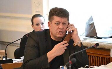 Новый директор николаевского КП «Гуртожиток» заявил в полицию на своего предшественника депутата Солтиса