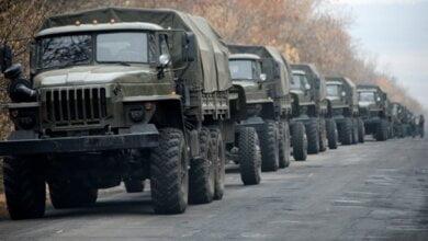 Без паники! Через Николаев будет проходить военная техника ВМС   Корабелов.ИНФО