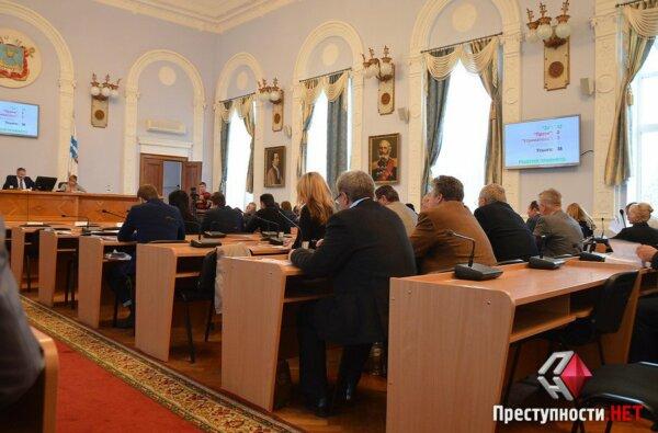 В Николаеве депутатов горсовета от «Оппоблока» и БПП поймали на «кнопкодавстве» | Корабелов.ИНФО
