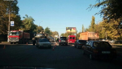 Через дорожні роботи на проспекті Богоявленському утворилися затори | Корабелов.ИНФО image 2
