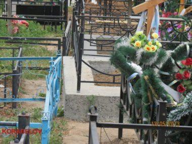 """""""Жуковское"""" кладбище в Корабельном районе"""