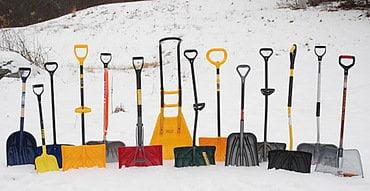 Закупили тысячу лопат, - в мэрии Николаева рассказали, как готовятся убирать снег зимой | Корабелов.ИНФО