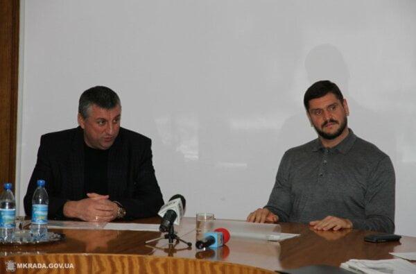 Савченко вместо Сенкевича провел в горисполкоме ночной штаб по теплу   Корабелов.ИНФО image 1