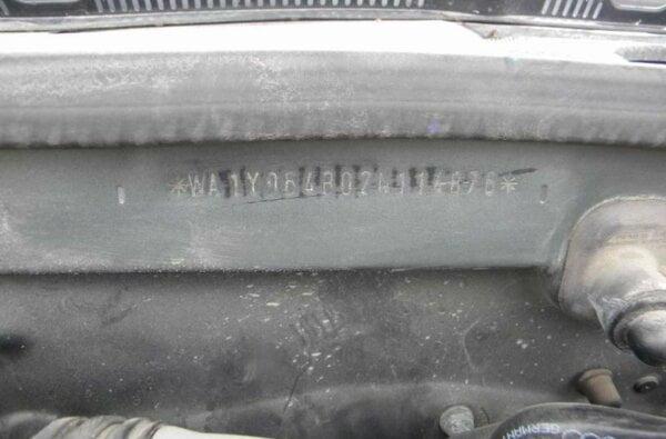 Будьте бдительны! С начала года в Николаевской области обнаружено 783 автомобиля с перебитыми номерами   Корабелов.ИНФО