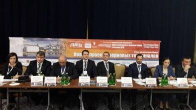 У Міжнародній конференції в Києві «Транспортування та зберігання зерна в Україні» взяв участь керівник «СК «Ольвія» | Корабелов.ИНФО
