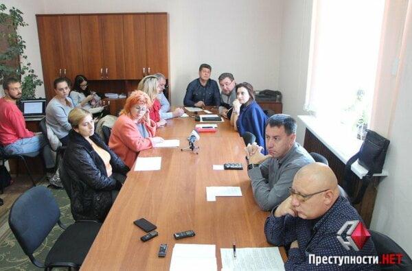 Комиссия ЖКХ горсовета выразила недоверие руководителю «Николаевводоканала» Борису Дуденко | Корабелов.ИНФО