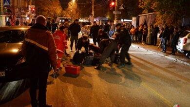 В Николаеве автомобиль «Toyota» сбил парня – пострадавший без сознания в БСМП   Корабелов.ИНФО
