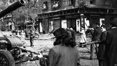 60 років - Угорській революції (проти комуністичної системи), яка через 12 днів була пригнічена радянською армією (Відео)   Корабелов.ИНФО image 2