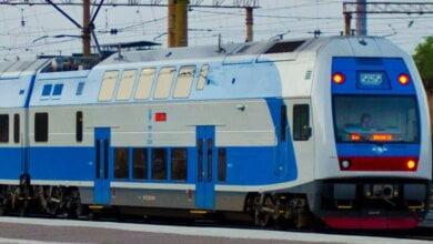 «Укрзалізниця» з 4 листопада запустить двоповерховий потяг   Корабелов.ИНФО