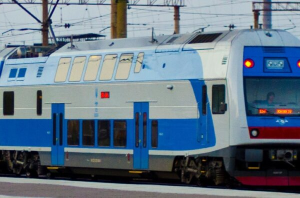 «Укрзалізниця» з 4 листопада запустить двоповерховий потяг | Корабелов.ИНФО