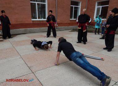 «Хотим делать это в мирной стране», - работники порта «Октябрьск» организовали грандиозный праздник в ДК «Корабельный» | Корабелов.ИНФО image 13