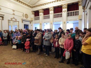 «Хотим делать это в мирной стране», - работники порта «Октябрьск» организовали грандиозный праздник в ДК «Корабельный» | Корабелов.ИНФО image 14