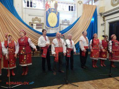 «Хотим делать это в мирной стране», - работники порта «Октябрьск» организовали грандиозный праздник в ДК «Корабельный» | Корабелов.ИНФО image 15