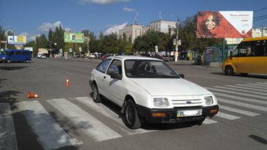 На пешеходном переходе средь бела дня в Корабельном районе в ДТП попала 10-летняя школьница | Корабелов.ИНФО image 2