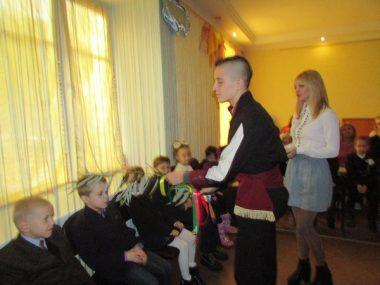 У Корабельному районі маленьких школярів посвятили у «читачі, першокласники та однокашники» | Корабелов.ИНФО image 15
