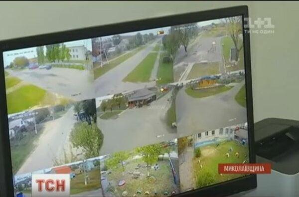 В селе Николаевской области установили видеокамеры и преступность снизилась до нуля (видео)   Корабелов.ИНФО