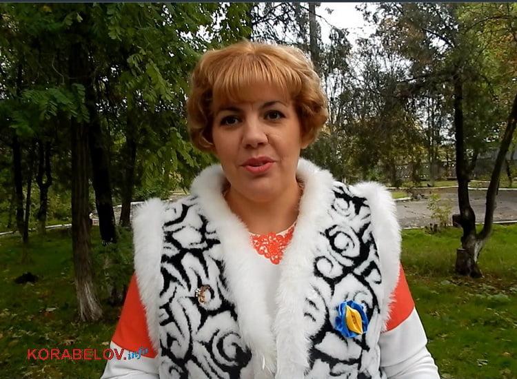 Антонина Параскун