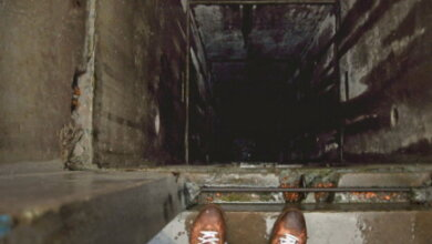 """""""Если бы я в него села""""... В """"многоэтажке"""" Корабельного района лифт с жутким грохотом рухнул в шахту   Корабелов.ИНФО image 1"""