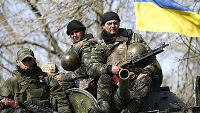 Массированный обстрел позиций украинских военных под Мариуполем: есть потери | Корабелов.ИНФО
