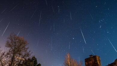 Встигніть загадати бажання! Українці три ночі поспіль зможуть бачити метеоритний дощ | Корабелов.ИНФО