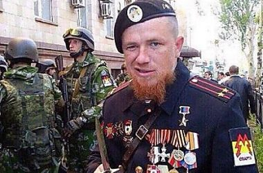 Ликвидирован террорист Моторола - его взорвали в лифте в Донецке   Корабелов.ИНФО