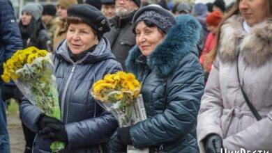 Николаевцы почтили память жертв Голодомора   Корабелов.ИНФО image 1