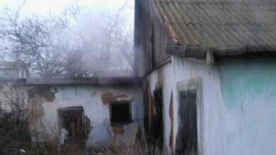 При пожежі у Вітовському районі загинула пенсіонерка   Корабелов.ИНФО