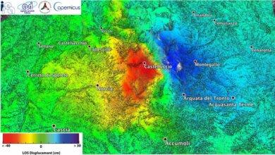 Землетрясение в Италии привело к сдвигу земной коры на 70 сантиметров   Корабелов.ИНФО