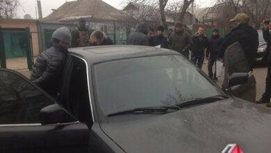 В Николаеве задержали при получении взятки двоих офицеров патрульной полиции   Корабелов.ИНФО